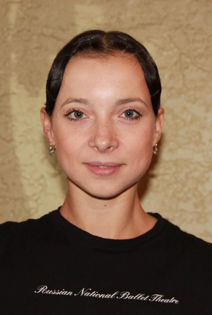 Елена Хорошева-педагог классического танца
