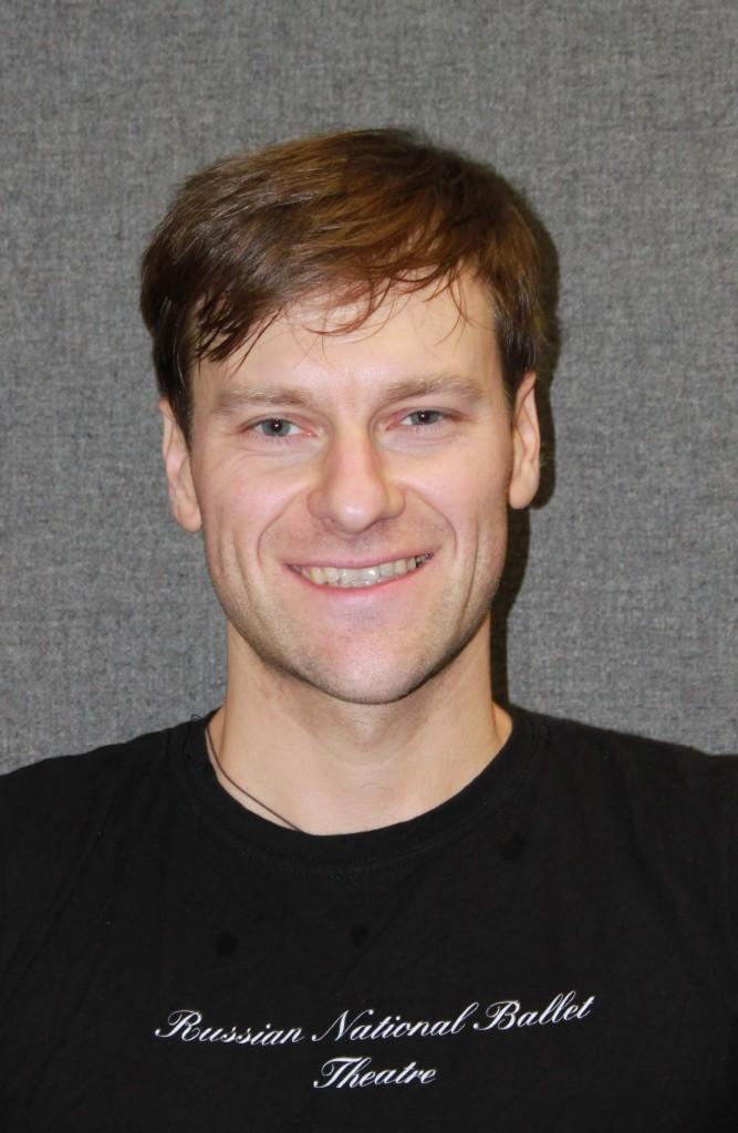 Евгений Рудаков(солист балета)