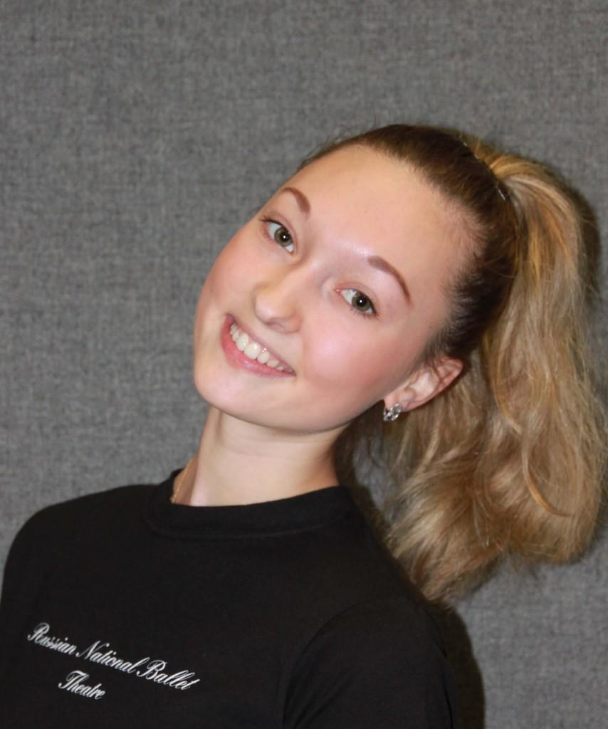 Валерия Хрипунова(артистка балета)