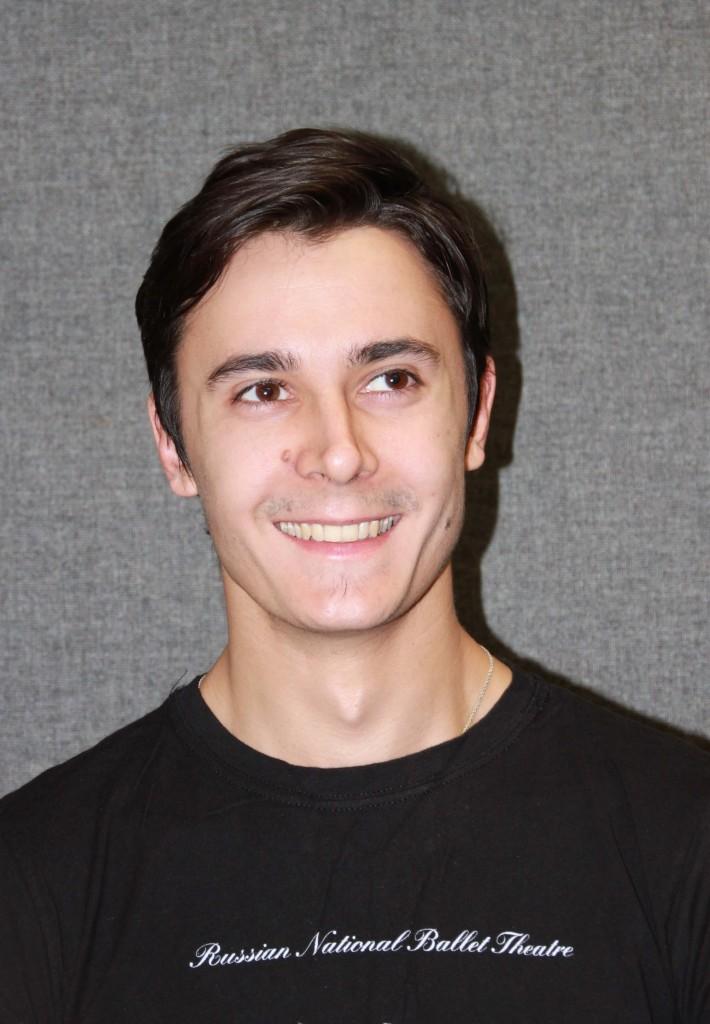 Антон Багликов(солист балета)