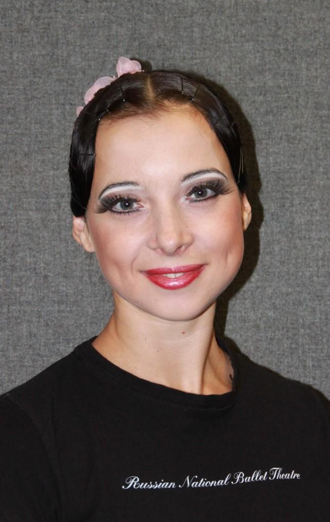 Елена Хорошева(солистка балета)