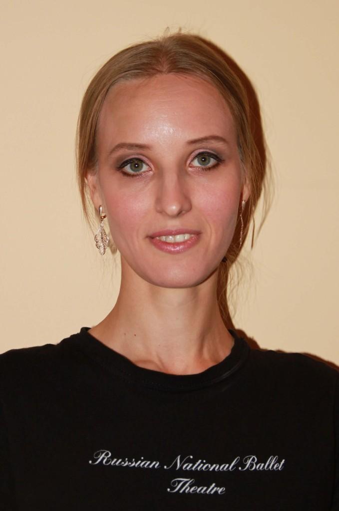 Галина Романова(солистка балета)