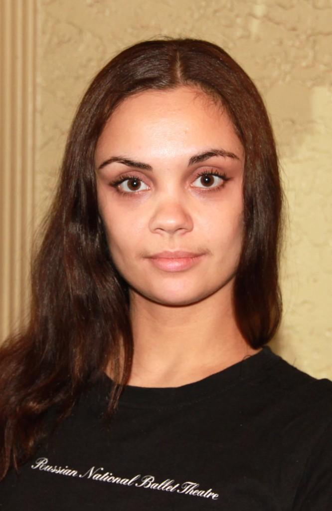 Наталья Иванова(солистка балета)